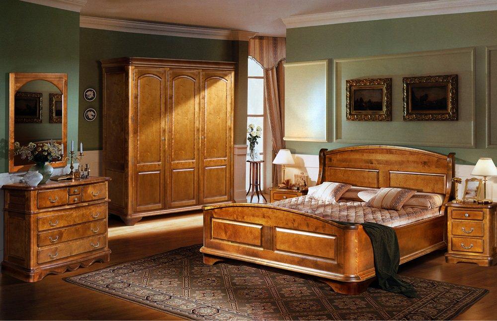 набор мебели для спальни провинция купить в магазине евромебель в